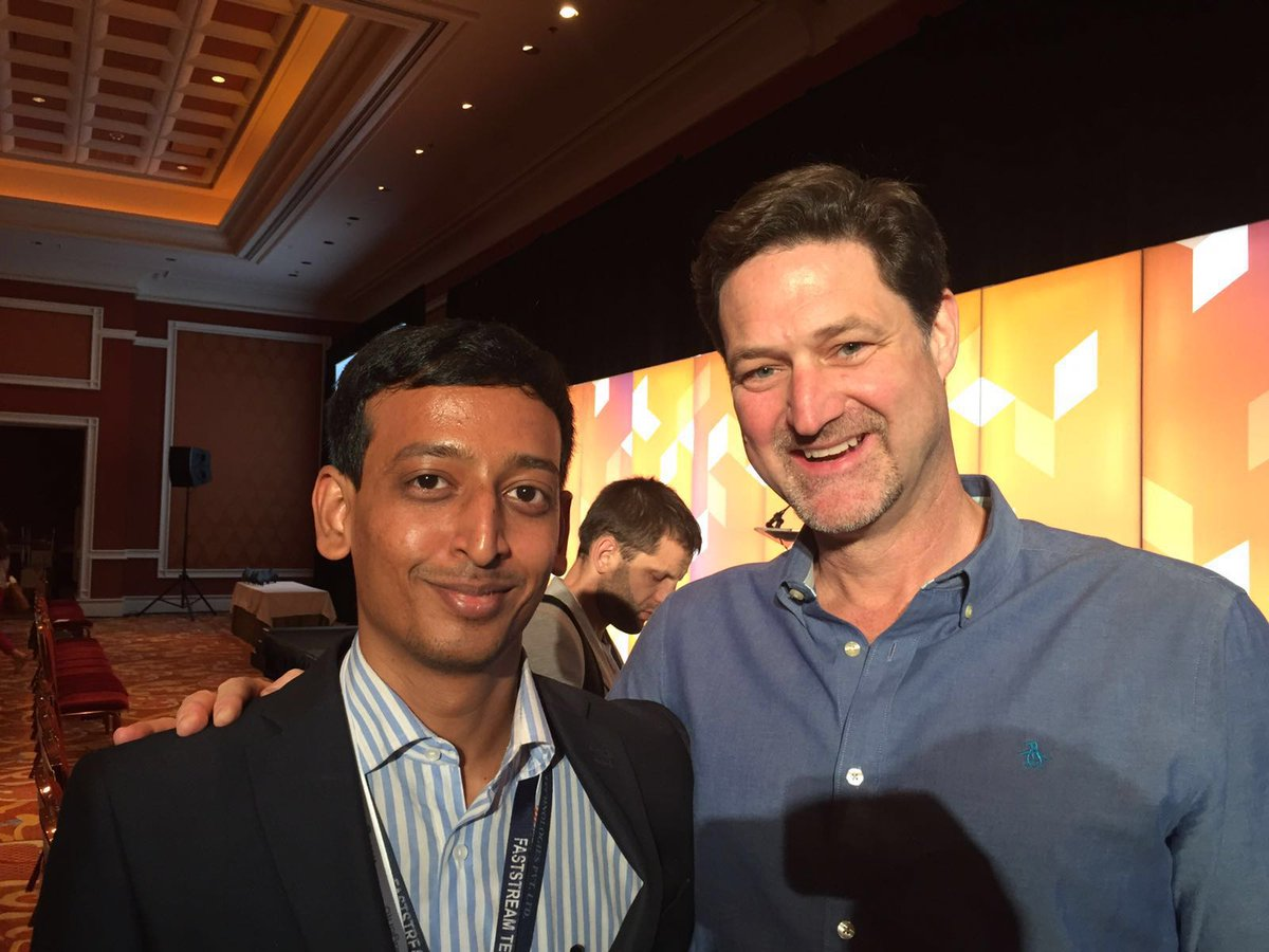 fstechno: New vision, new heights with @peter_sheldon @mklave1 #ImagineCommerce #MagentoImagine https://t.co/WTb2aM4evl