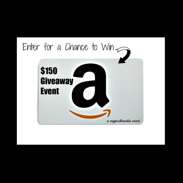 DON'T MISS IT! >> $150 AMAZON Giveaway @poshonabudget >>https://t.co/rtyzyVvDfF<< https://t.co/Q6ATUctYXZ