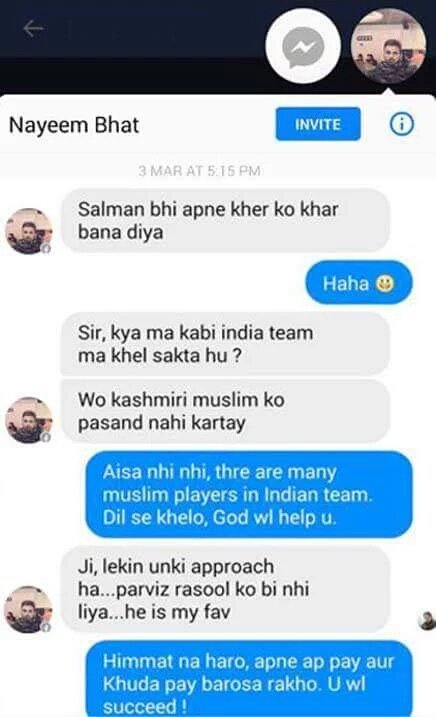 I wish you the very best Chetan, and leave you with this.  This is a conversation of one the kids who died. https://t.co/xWwVGMVQNV