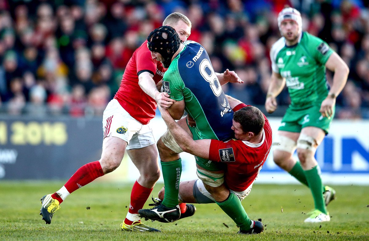 Fair play @connachtrugby. A big Win over p/vincial rivals. @Munsterrugby have 2 massive tests on home turf #ConVMun https://t.co/j0uZTJQ4kZ