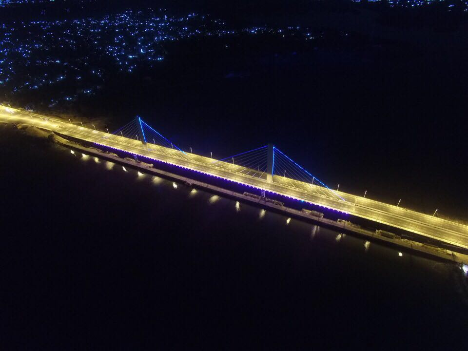 More photos of Kigamboni Bridge #Drone #Tanzania follow the photographer on insta and IG @SlideVisuals https://t.co/fS9LC5wDCa