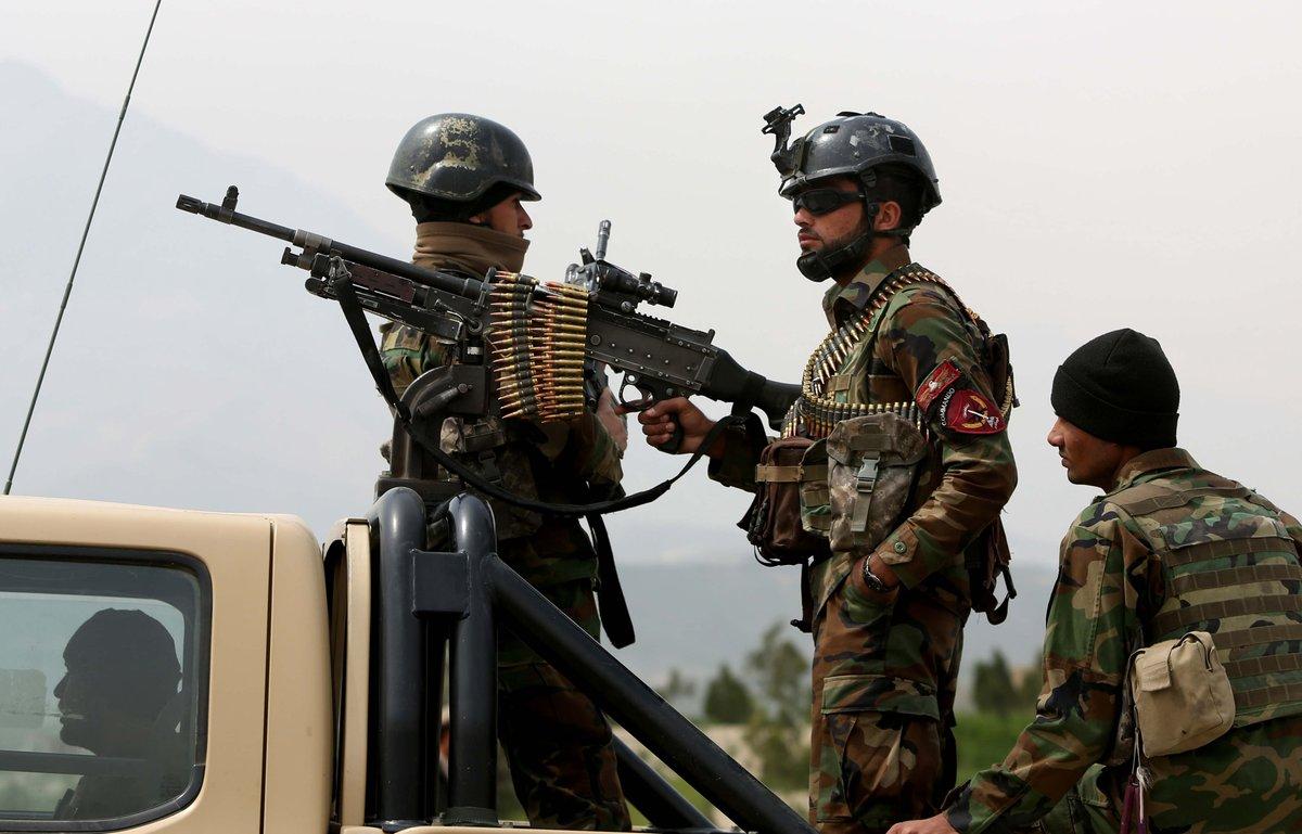 At least 12 killed in joint US-Afghan raid targeting suspected Al Qaeda member