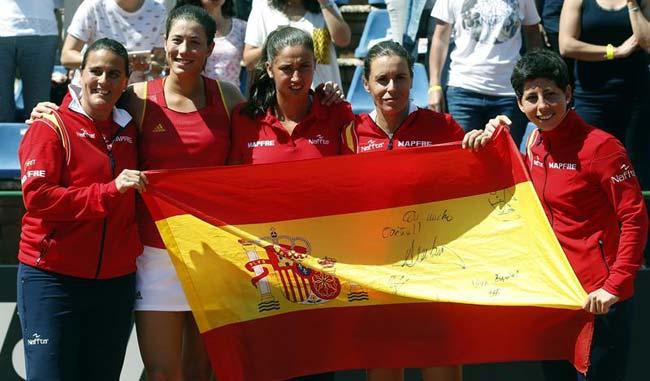 España asciende al grupo mundial. República Checa y Francia jugarán la final este año