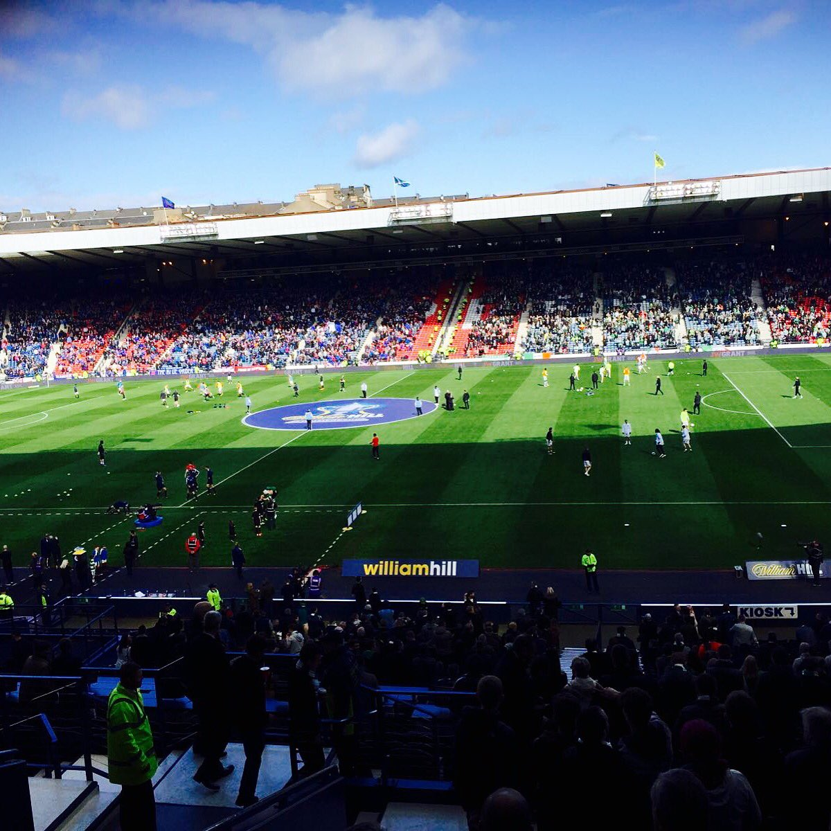Old firm Derby time @RangersFC @celticfc #ViolaFC https://t.co/i5BEpbpBwn