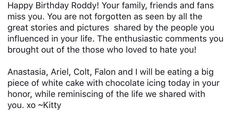 #HappyBirthday #Rowdy #HotRod #TheToombsClan #RoddyPiper #RaisingHellinHeaven https://t.co/zcdTyBMCP6
