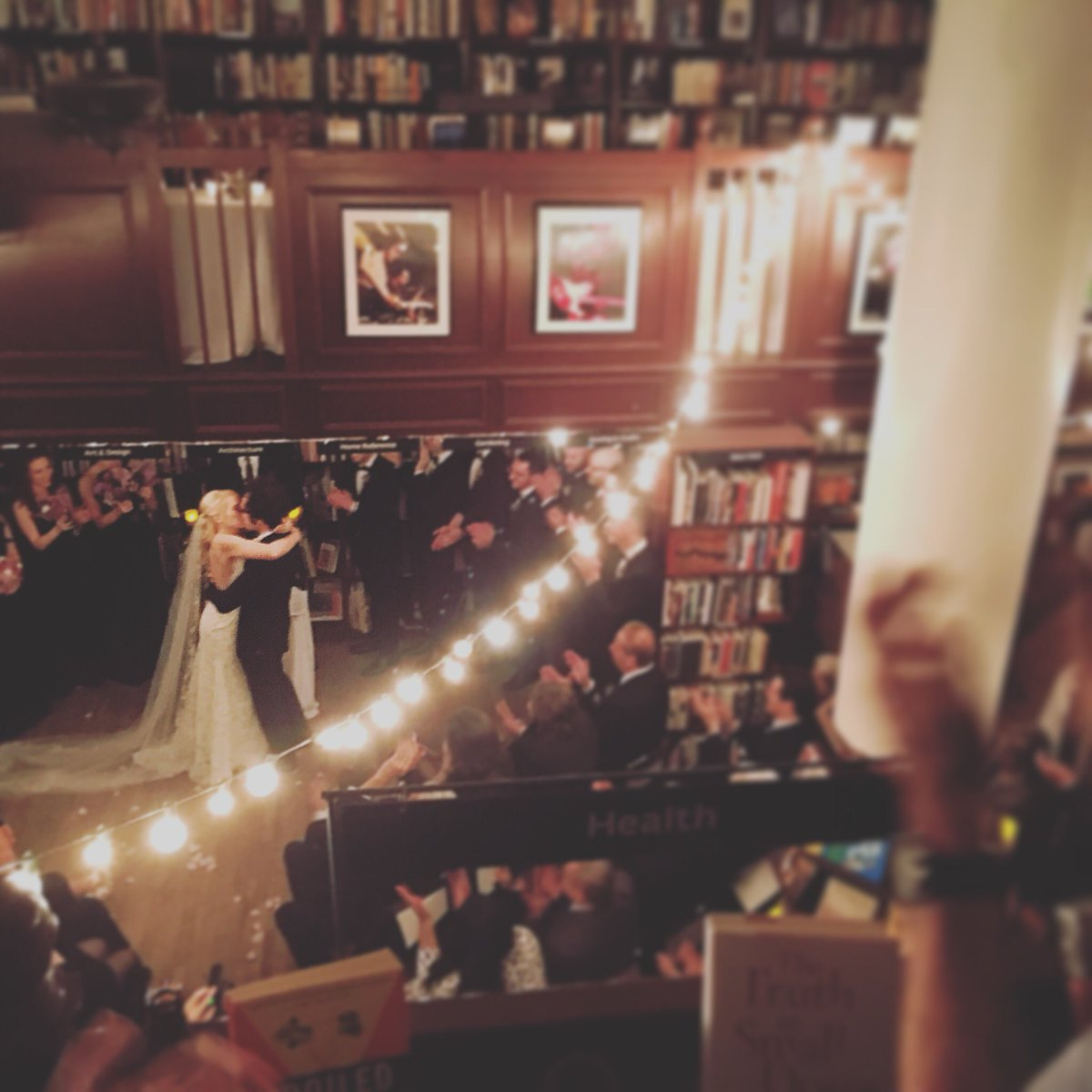 Friday I did the best thing I've ever done. I married my best friend. I love you Lina Axel https://t.co/eodwP7084A