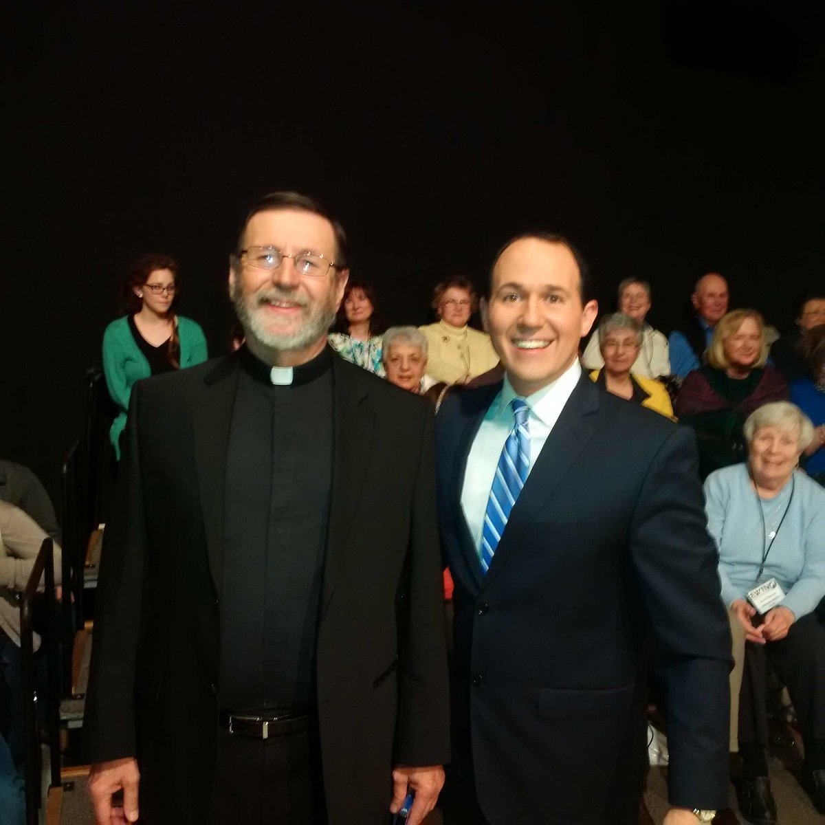 Prayers for my pal @FrMitchPacwaSJ who had a heart attack last night. The angioplasty worked and he is on the mend! https://t.co/LQ8VZJewLc