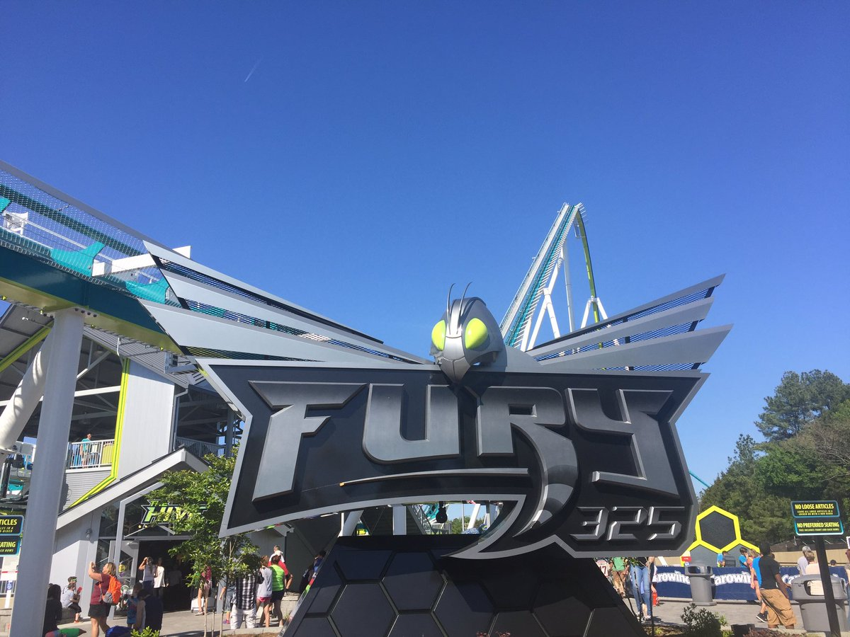 Well that was awesome! @Carowinds https://t.co/rvLH3v3Aws