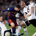 Messi Hits 500th Career Goal