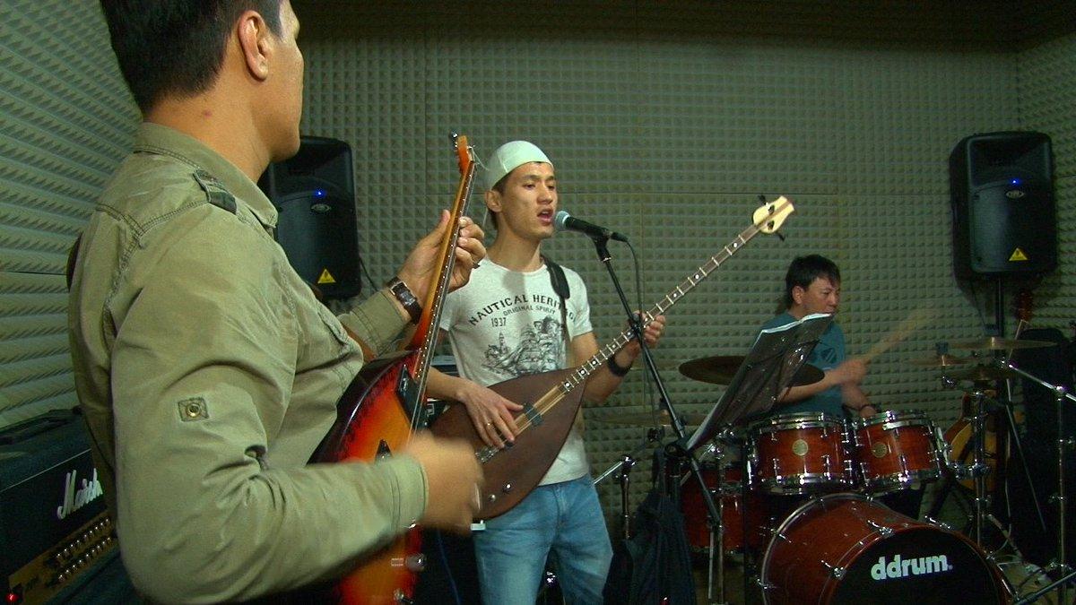 Казахские мелодии на домбре скачать