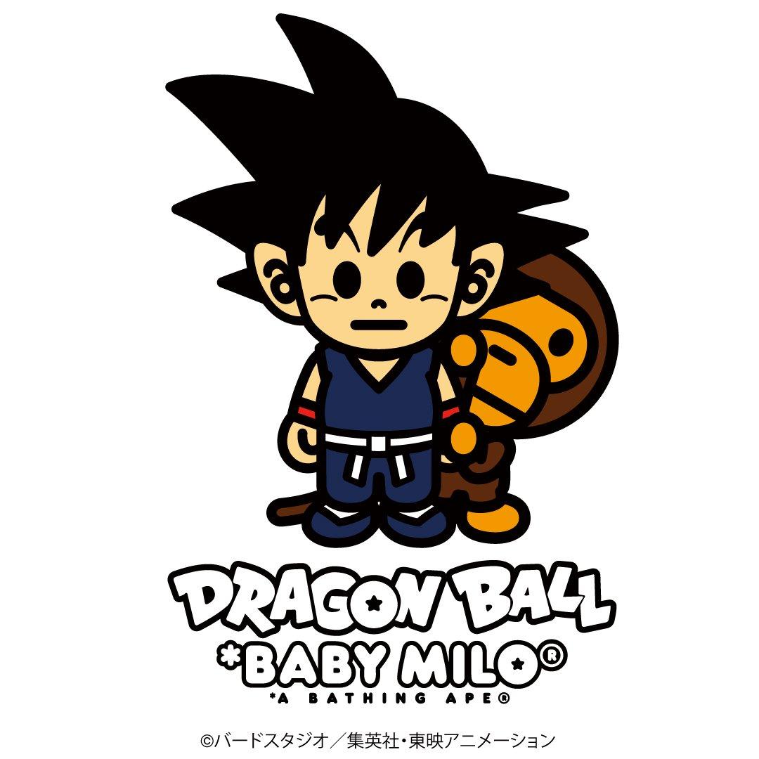 「A BATHING APE® x DRAGON BALL」全アイテム公開!下記よりご覧頂けます。https://t.co/x3L6vYs6XT #bape  #Dragonball #BapeDragonball #ドラゴンボール https://t.co/p0RBA8k7Om