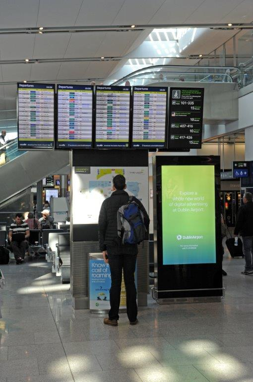 Number of passengers using @DublinAirport as a hub up 60% in the first three months