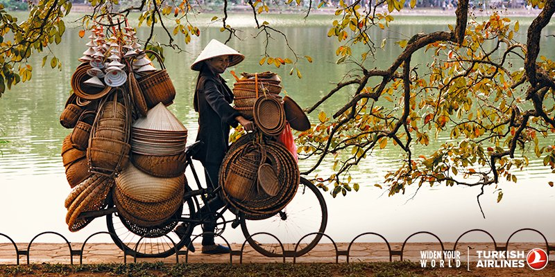 Vietnam is a breathtaking and peaceful country! Explore it all with @SkylifeMagazine at: