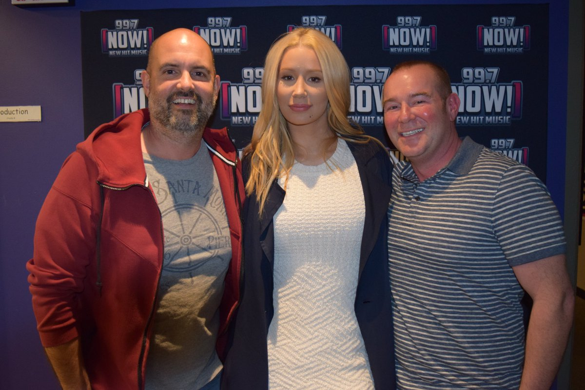 Thank you @IGGYAZALEA for joining us today! If you missed our interview, check https://t.co/PikCuq87my to catch up! https://t.co/mLzGx0qNOX