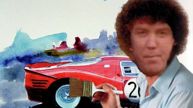 @jeremyclarkson Look at this happy little Ferrari https://t.co/fYigyEJKYM