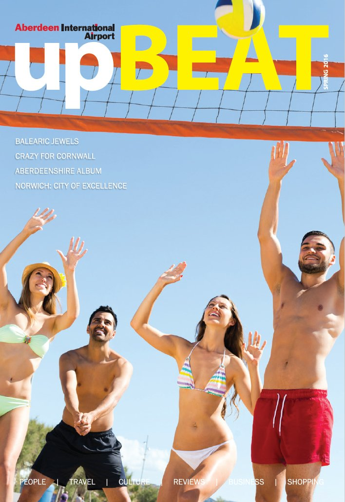 New edition of our passenger magazine, upBEAT out now.  Read here for some great features: