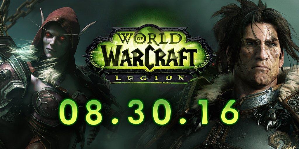 Starting August 30th, kingdoms will burn. #Legion https://t.co/jaDMMmQei4 https://t.co/hDvUbZpxuF