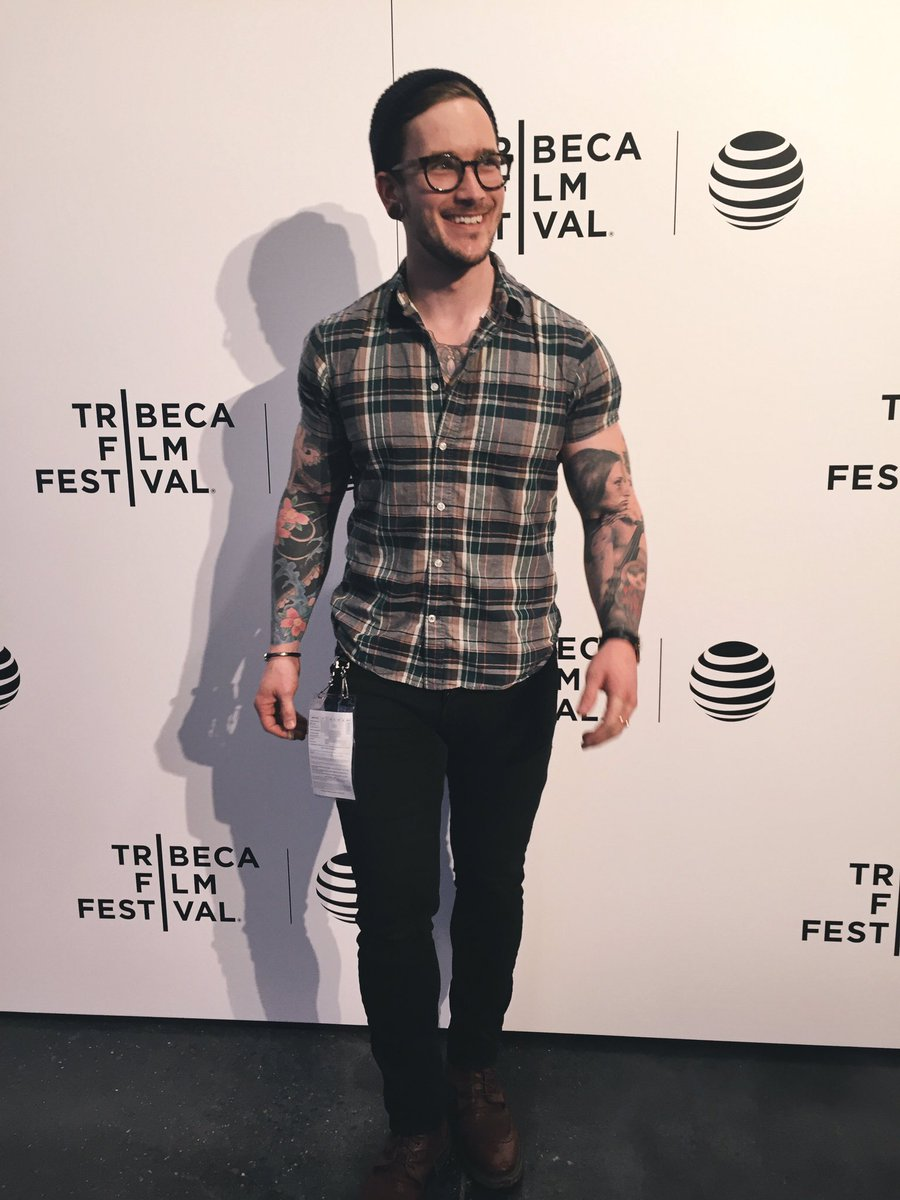 Huge thanks to @att for the fun so far at TriBeCa Film Fest! #attinfluencer #Tribeca2016 https://t.co/PUsNPTAYeu