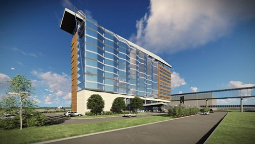 RT @startribune: New skyway-connected hotel at MSP airport will be an InterContinental.