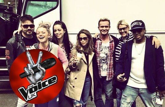 S Club 7 star is 'definitely up for' joining The Voice!