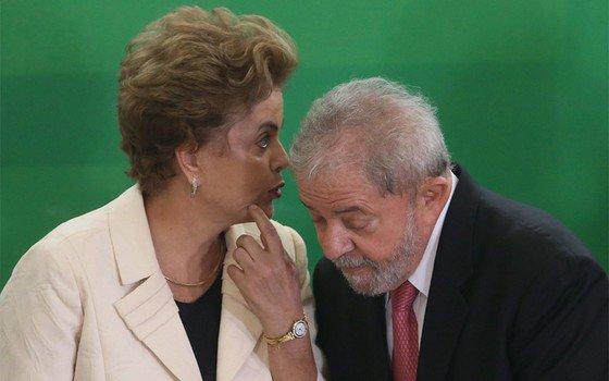 EXCLUSIVO: STF homologa delação que cita plano de Dilma e Lula para melar a Lava Jato https://t.co/2FnL2fI8Wh https://t.co/jt3vMnM0xs