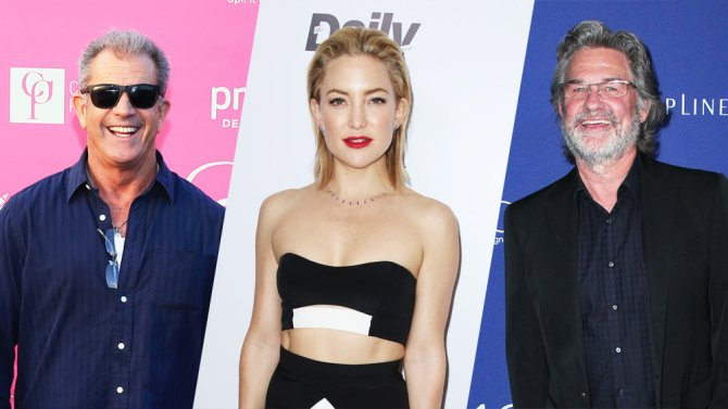 Mel Gibson, Kurt Russell and Kate Hudson will star in a TV show about the Gold Rush.