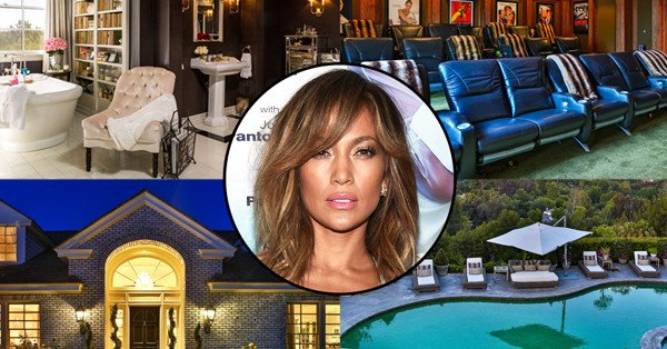 Want to live in Jennifer Lopez's glamorous mansion? All you need is $12.5 million: