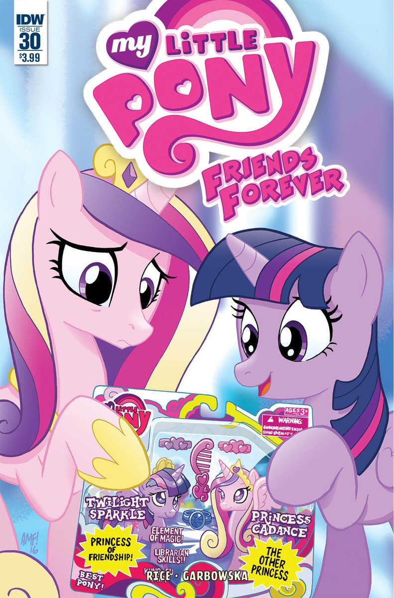 All kinds of new covers today. #mlpcomics #idw https://t.co/aDLUJbzJVm https://t.co/qYyq7ofM4V
