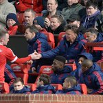 Fa Cup Looms Over United Palace Clash