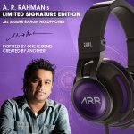 RT @HarmanIndia: Delighted to #launch the @arrahman #Raaga #Headphones in #India! Special #discount on HarmanAudio.in and Amazon.in. https:…