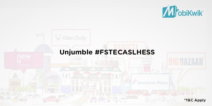 Ah! Easy one #Tweeples! ;)   Q1 : Unjumble  Pour in your answers #CashlessFest https://t.co/1CA0BzuuAk