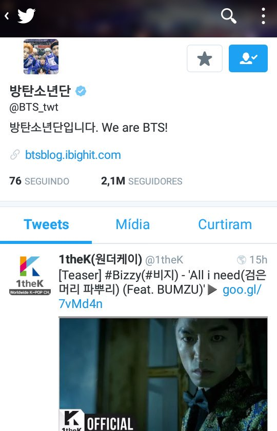 Thank u #BTS & #Army for ur infinite support to #MFBTY Can't wait for @BTS_twt comeback! #AllINeedIsBizzy ❤ #화양연화 3 https://t.co/O41JxrUyOl
