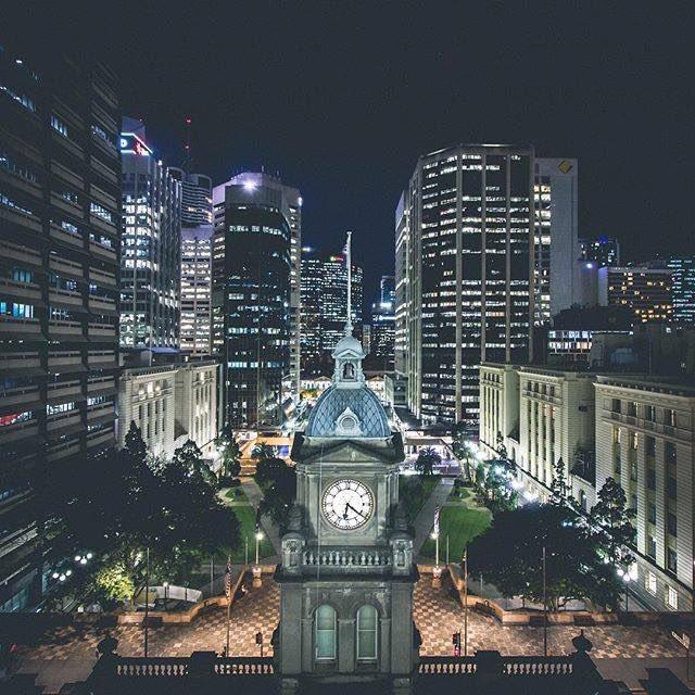 Beautiful Brisbane by night. Photo: elliott.ferne on IG #brisbaneanyday https://t.co/uBdoTeT9G2