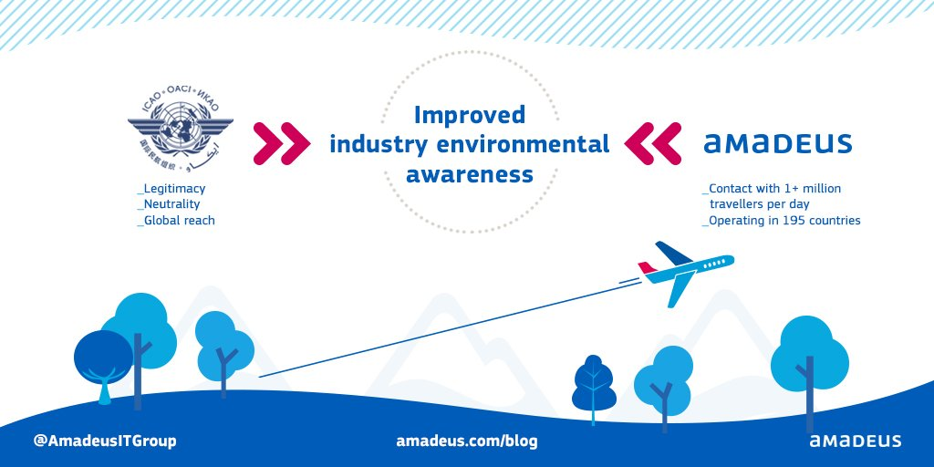 RT @AmadeusITGroup: How we're working with @icao to support sustainable tourism. Full story: