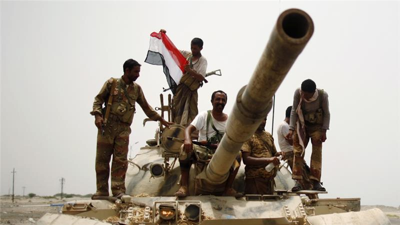 Yemen's army claims to have seized al-Qaeda's last stronghold along southern coast