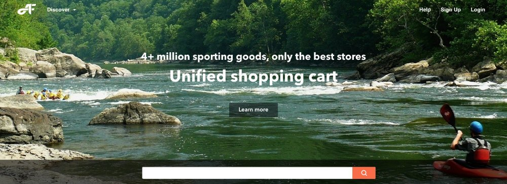 Startup Review: Buy your sporting goods online with AmpleFind https://t.co/fzDI82Mkv2 https://t.co/Ss9hT4FmkK