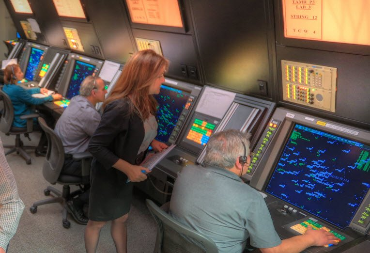 FAA Tech Center tests and evaluates a system to modernize air traffic control