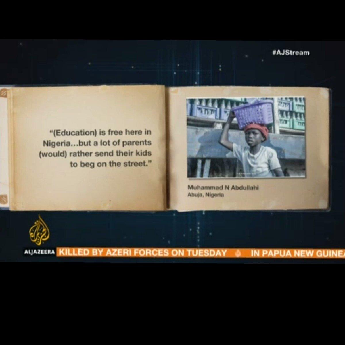 Facts only!!  M.N Abdullahi 2016 on Aljazeera Network