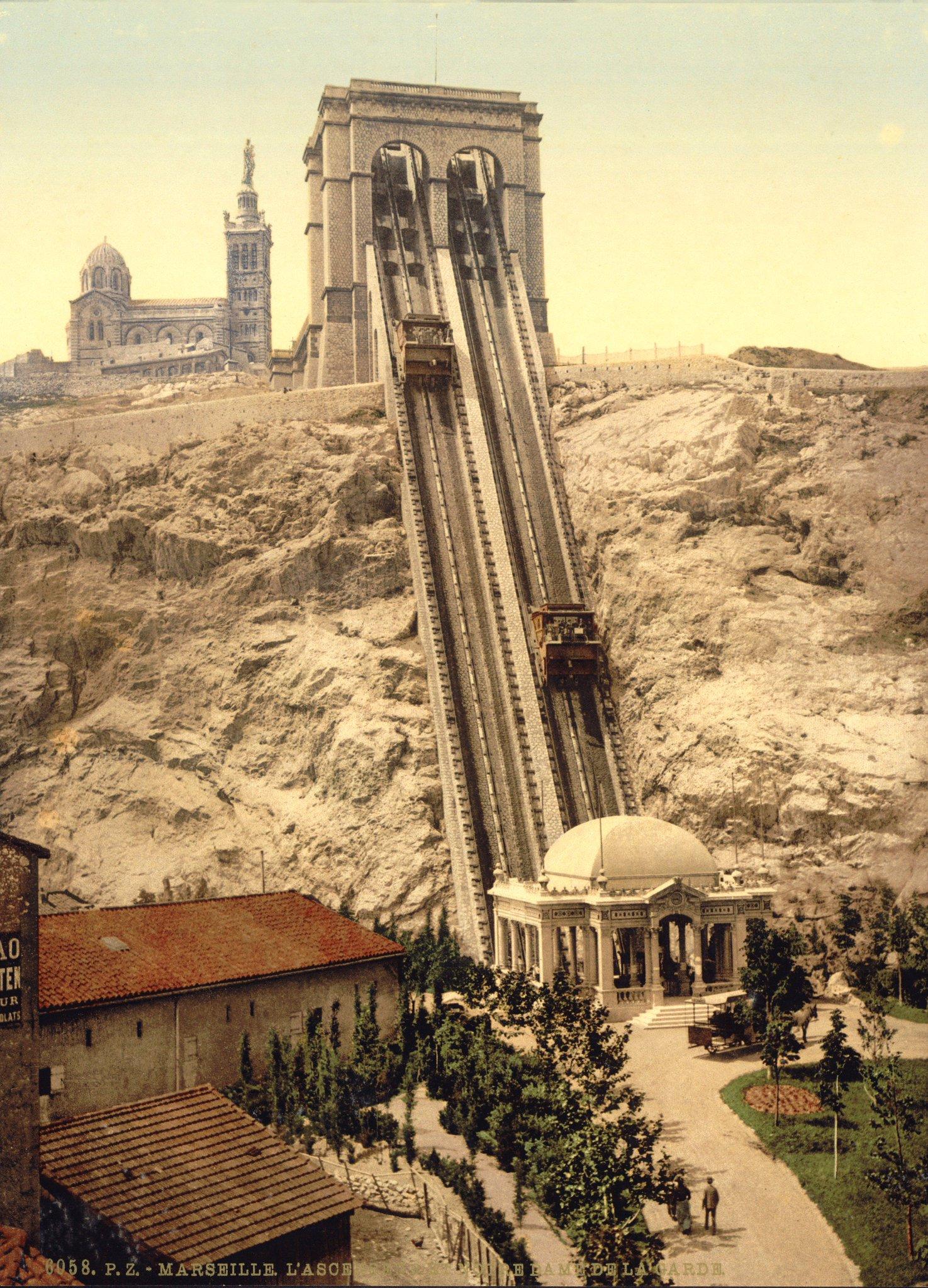On salue l'ingénieur Emile Maslin qui conçut cet objet mythique de #Marseille détruit en 1974 https://t.co/LyBAza59oL