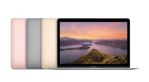 Apple、新しい12インチMacBook (Mid 2016)を発表。8GBメモリ標準搭載の13インチMacBook Airも新発売。→ https://t.co/DBunzuUbWm https://t.co/q7g1zAlCnl