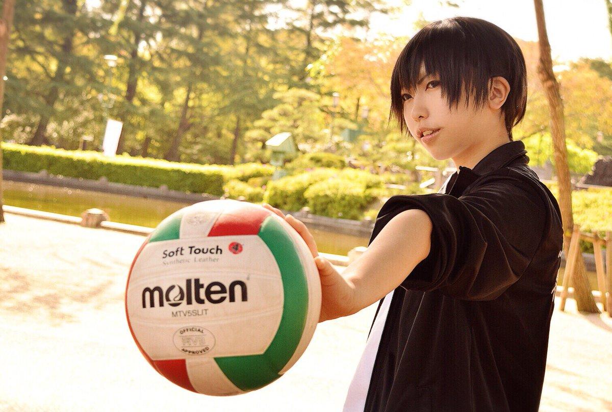 4/16 公会堂ハイキュー‼︎ 影山飛雄「とべ、ボールは俺が持って行く」photo by 遙夜()