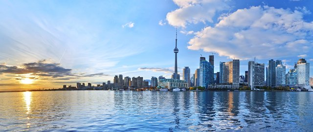 New, non-stop flights to Toronto, twice daily by @AirCanada, starting May 2