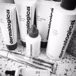 Morning #bridalbeauty routine featuring @dermalogica! #skincare #engaged #bridetobe #losangeles #blogger #hoopLA https://t.co/nhOzHrR89m
