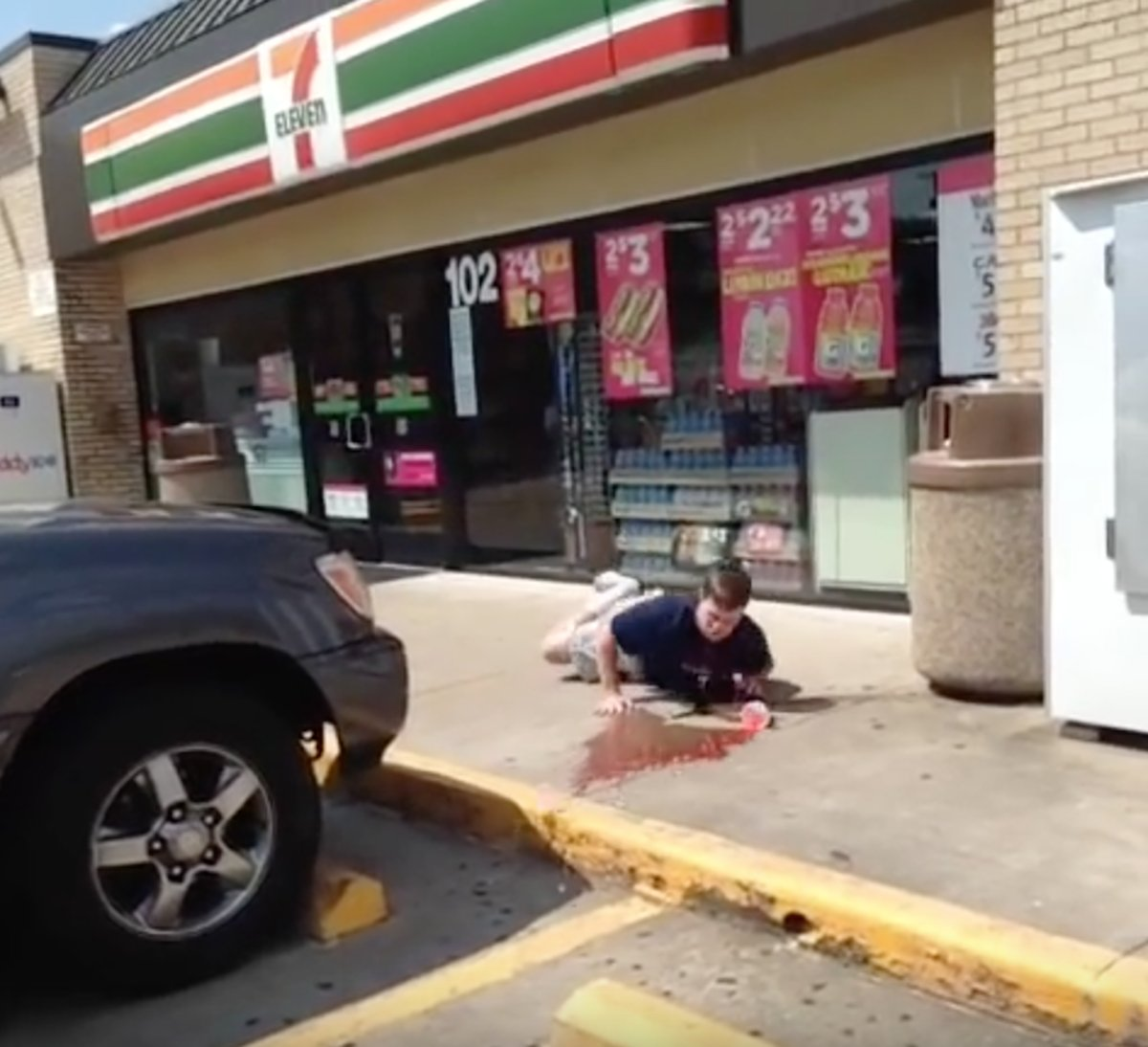 i'm glad @realDonaldTrump feels so passionately about america's fallen slurpees... #7Eleven https://t.co/4LubaNc2Zz