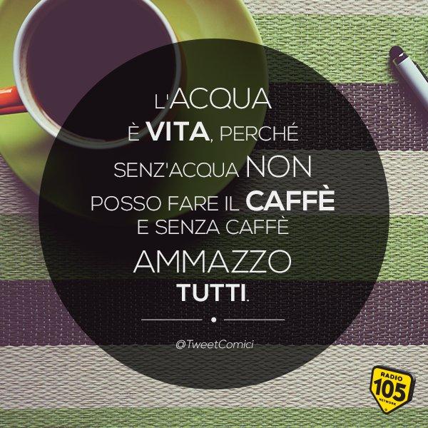 #Buongiorno L'avete già bevuto tutti il #caffè vero?? ☕ 😰 https://t.co/k3ZgEd1VJ2