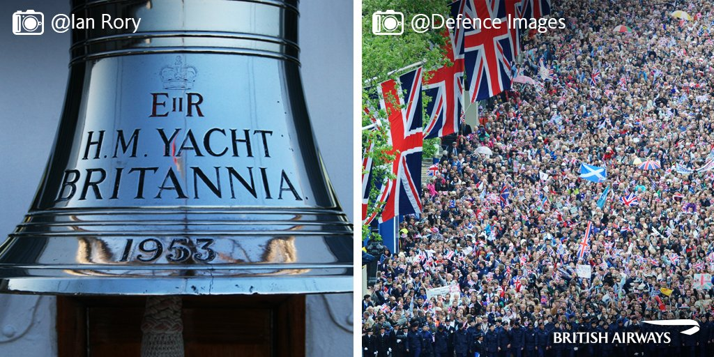 Spend HRH's birthday relaxing on TheRoyalYachtBritannia or partying at