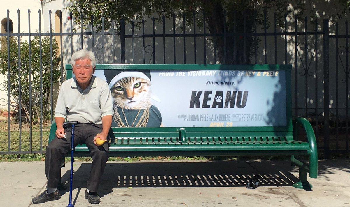 Don't sleep on @KeanuMovie