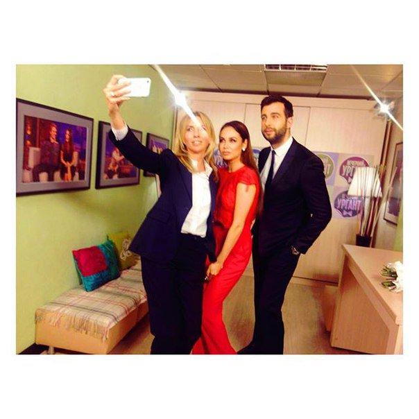 Сегодня в 23.40 будем с любимой и очаровательной Светланой Бондарчук в гостях у @urgantcom в @Urgant_Show :) https://t.co/7D3jVKQJRW