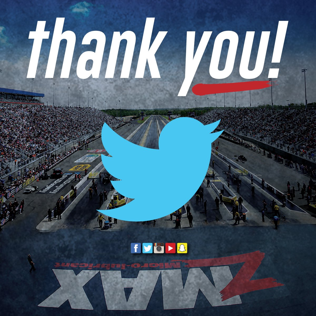 We reached a BIG milestone of 10K followers!  To say thanks we have free stuff!  RT this & you could win ZMAX swag!! https://t.co/s65W95DTOr