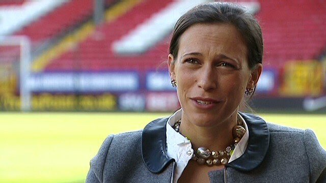 I thought Iain Dowie ruined our club..... oh no this lady is heads and shoulders above #CAFC https://t.co/dZgreC2NWX